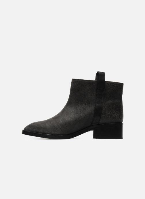 Bottines et boots Surface To Air Kim Pull Tab Boots Noir vue face