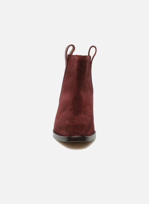 Bottines et boots Surface To Air Kim Pull Tab Boots Bordeaux vue portées chaussures