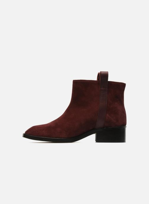 Bottines et boots Surface To Air Kim Pull Tab Boots Bordeaux vue face