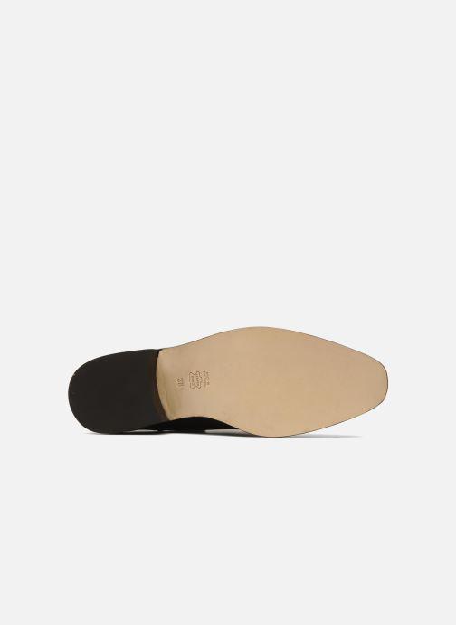 Botines  Surface To Air Kim Pull Tab Boots Vino vista de arriba