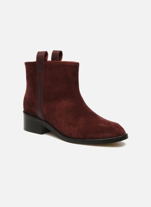 Stiefeletten & Boots Surface To Air Kim Pull Tab Boots weinrot detaillierte ansicht/modell