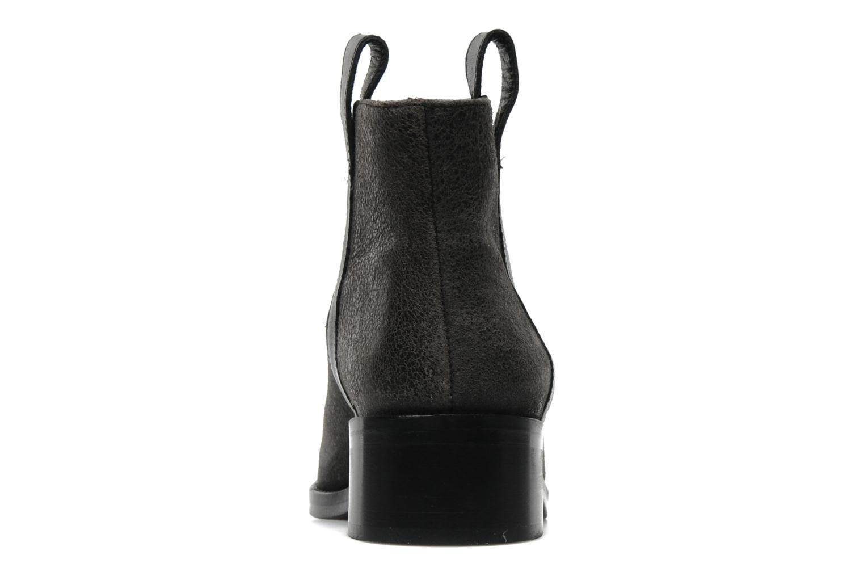 Bottines et boots Surface To Air Kim Pull Tab Boots Noir vue droite