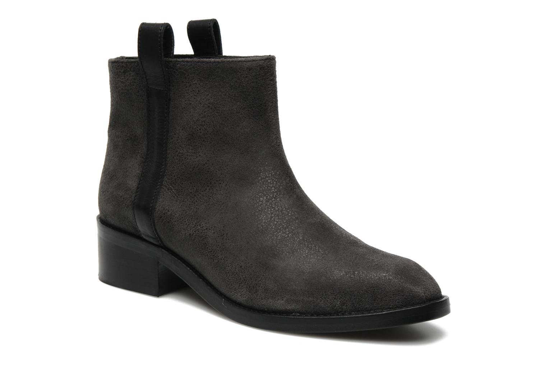 Bottines et boots Surface To Air Kim Pull Tab Boots Noir vue détail/paire