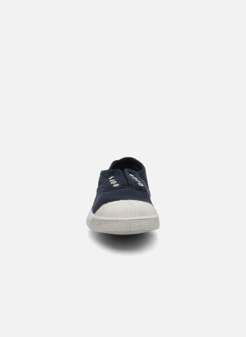 Sneaker Bensimon Tennis Elly blau schuhe getragen