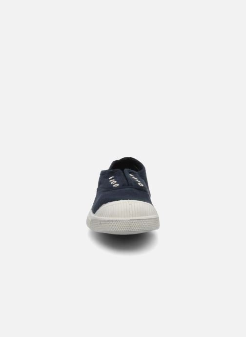 Trainers Bensimon Tennis Elly Blue model view