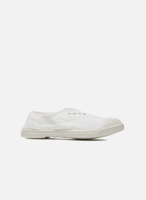 Sneakers Bensimon Tennis Elly Wit achterkant