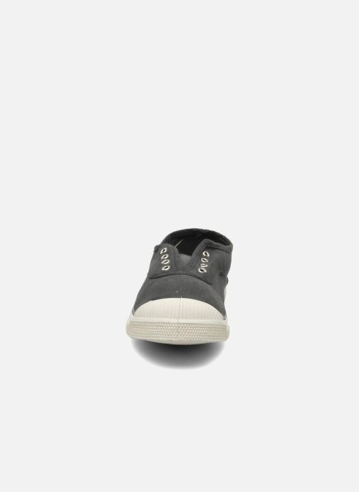 Sneaker Bensimon Tennis Elly schwarz schuhe getragen
