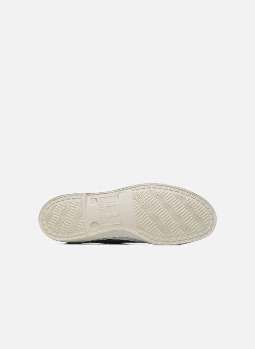 Trainers Bensimon Tennis Elly Black view from above