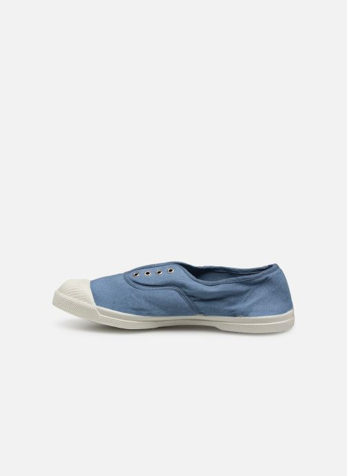 Baskets Bensimon Tennis Elly Bleu vue face