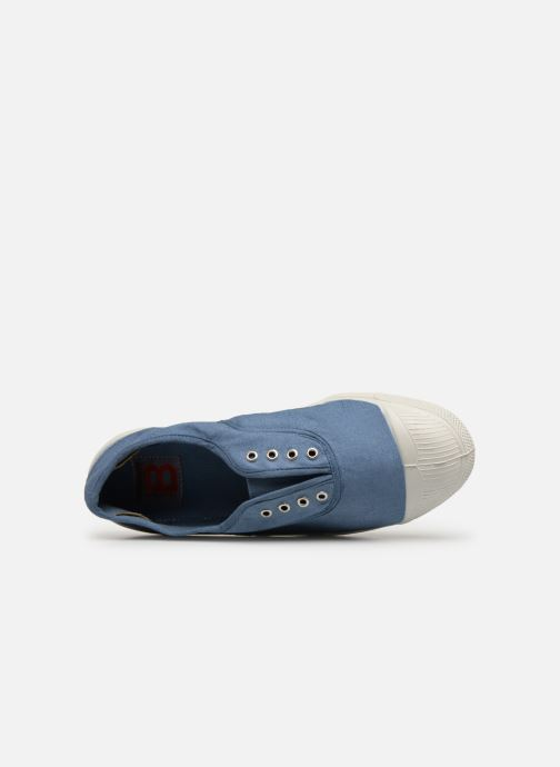 Sneakers Bensimon Tennis Elly Blauw links