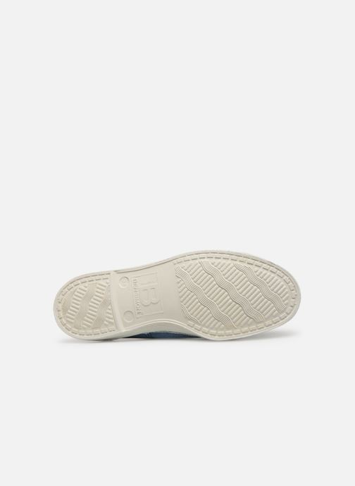 Trainers Bensimon Tennis Elly Blue view from above