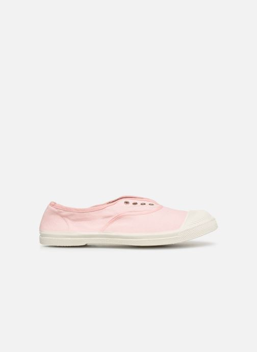 Trainers Bensimon Tennis Elly Pink back view