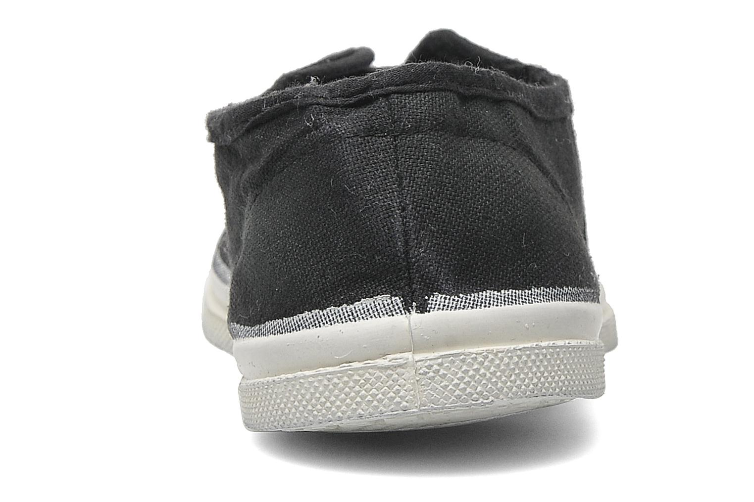 Trainers Bensimon Tennis Elly Grey view from the right