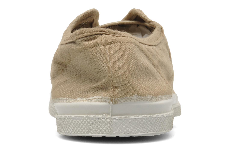 Sneakers Bensimon Tennis Elly Beige rechts
