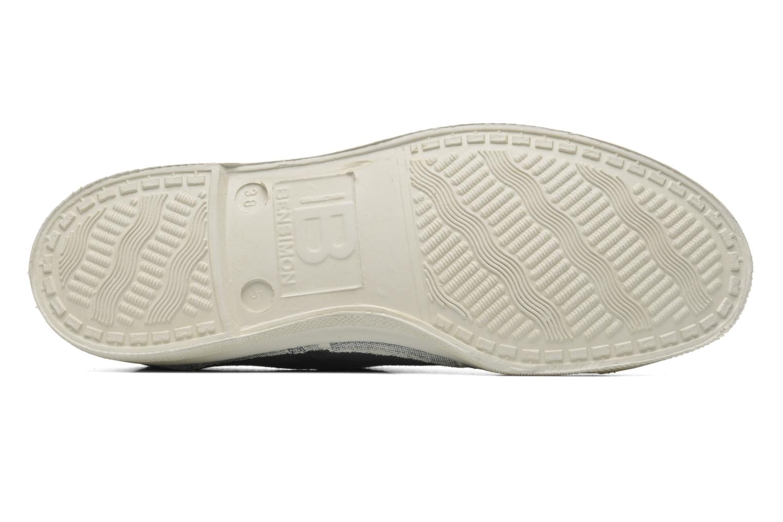 Sneakers Bensimon Tennis Elly Zwart boven