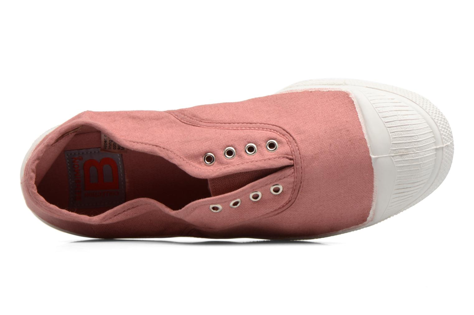 Sneakers Bensimon Tennis Elly Rosa immagine sinistra
