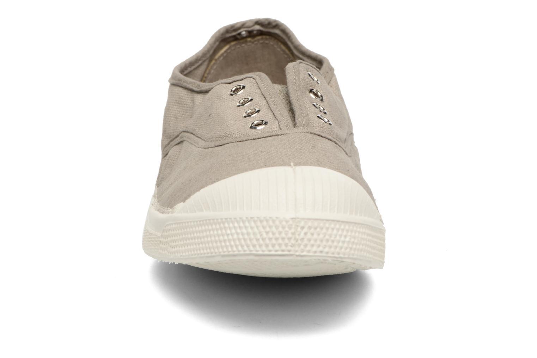 Baskets Bensimon Tennis Elly Beige vue portées chaussures