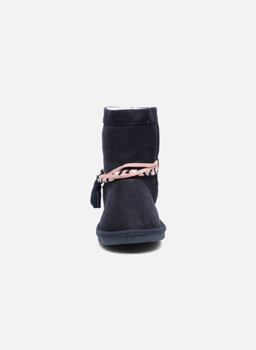Bottines et boots Chicco CERVINIA Bleu vue portées chaussures