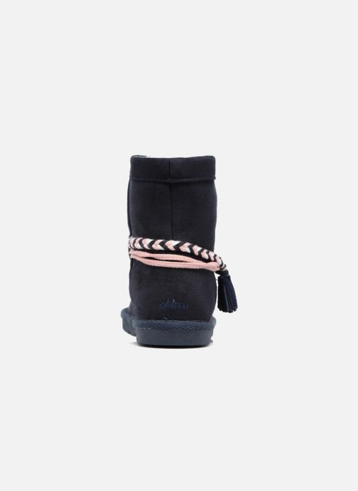 Bottines et boots Chicco CERVINIA Bleu vue droite