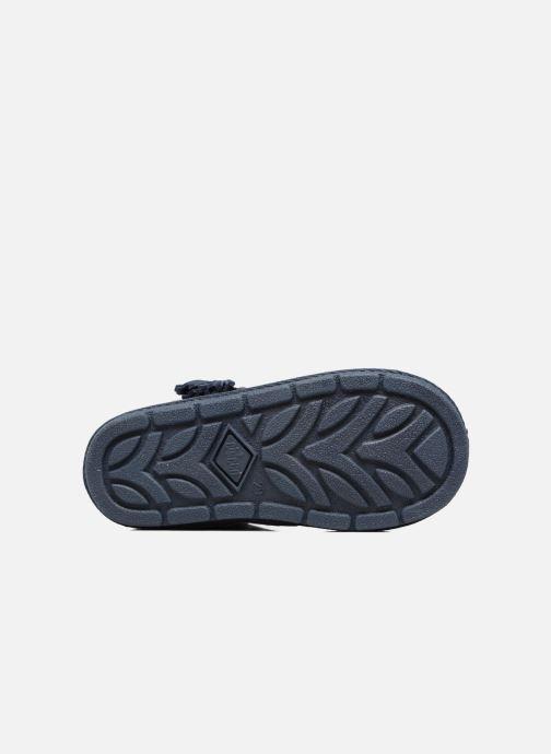 Bottines et boots Chicco CERVINIA Bleu vue haut