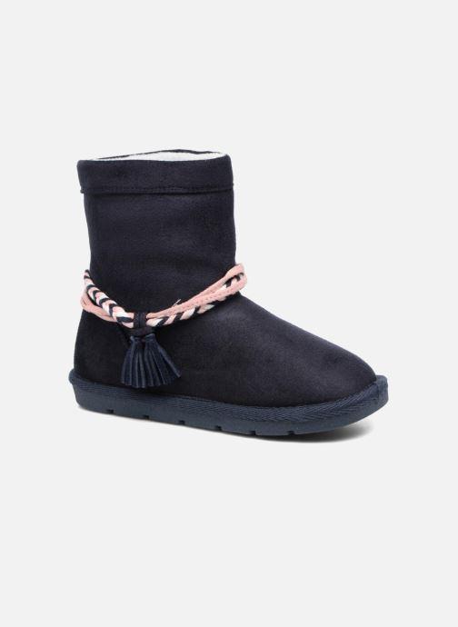 Bottines et boots Chicco CERVINIA Bleu vue détail/paire