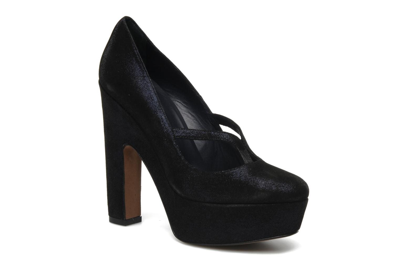 Nuevo zapatos Zapatos Castaner Noelia (Azul) - Zapatos zapatos de tacón en Más cómodo e6ee20