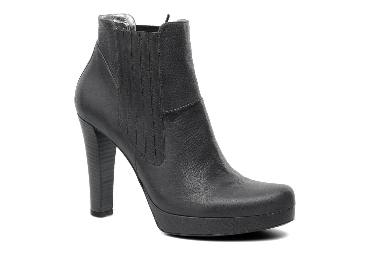 Bottines et boots Free Lance Juke 7 Jodpur Gris vue détail/paire