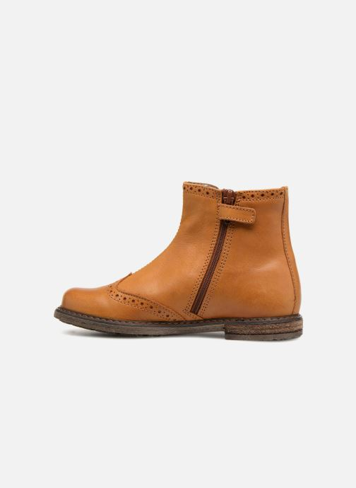 Bottines et boots Stones and Bones Evan Marron vue face