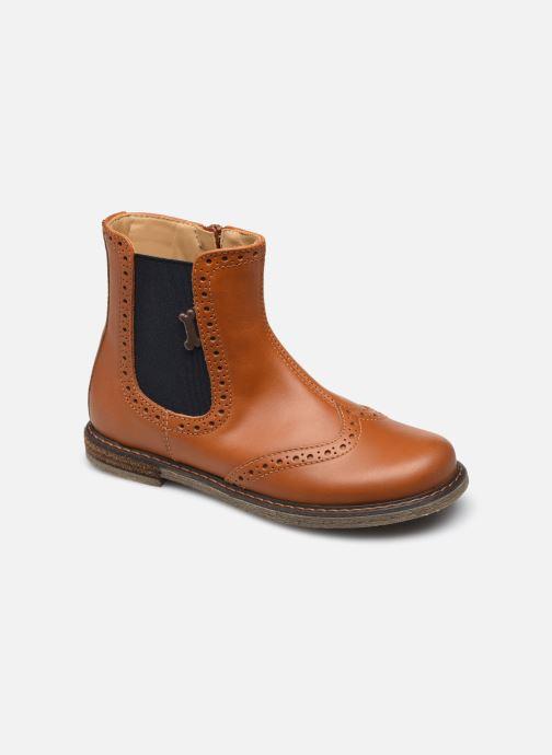 Stiefeletten & Boots Stones and Bones Evan braun detaillierte ansicht/modell