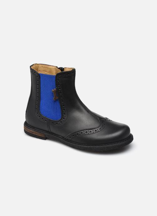 Stiefeletten & Boots Stones and Bones Evan schwarz detaillierte ansicht/modell
