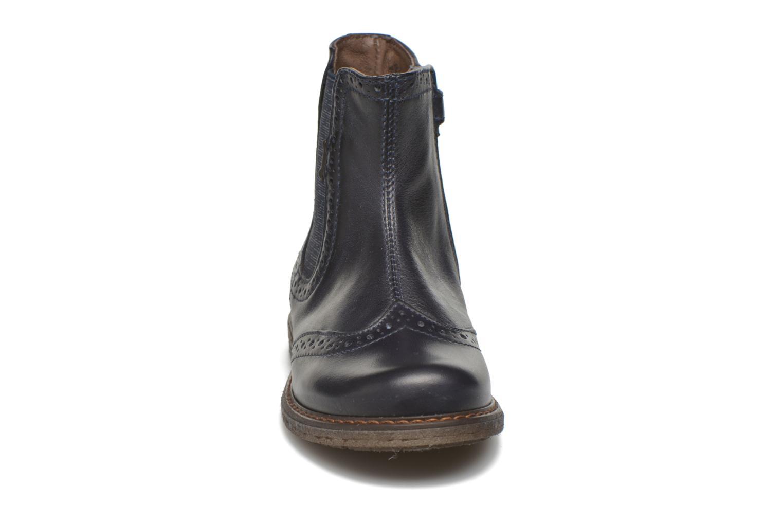 Bottines et boots Stones and Bones Evan Bleu vue portées chaussures