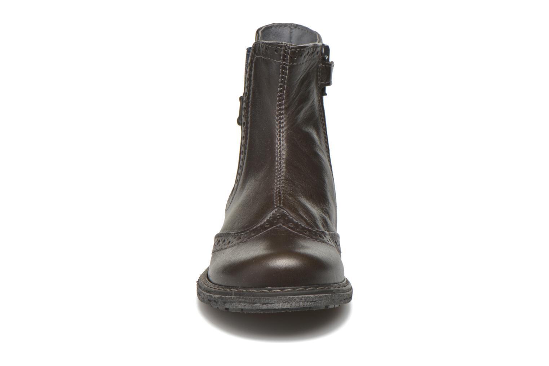 Bottines et boots Stones and Bones Evan Gris vue portées chaussures