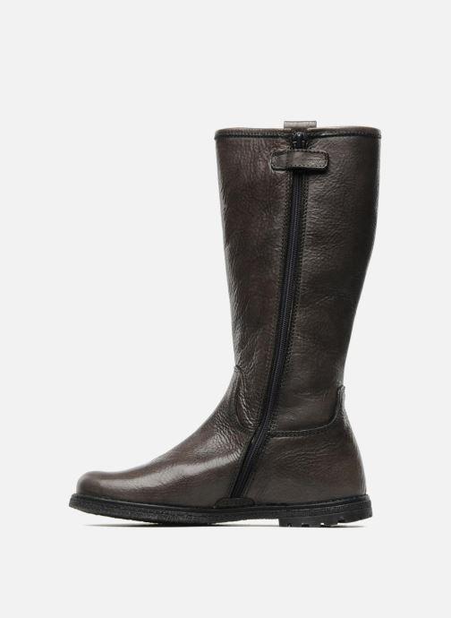 Boots & wellies Stones and Bones BESSI Grey front view