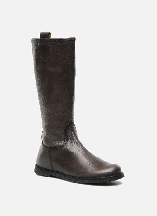 Støvler & gummistøvler Stones and Bones BESSI Grå detaljeret billede af skoene