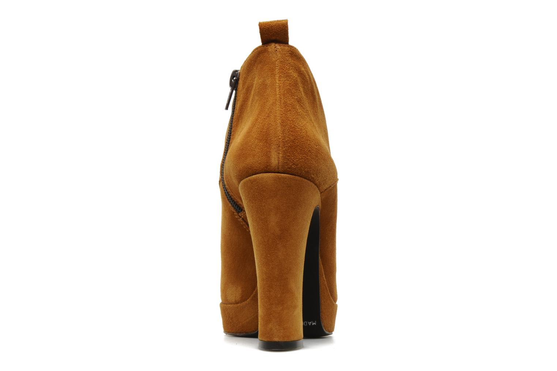 Bottines et boots Georgia Rose Nuts Marron vue droite