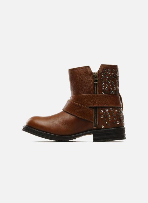 Bottines et boots Tatoosh Bea Marron vue face
