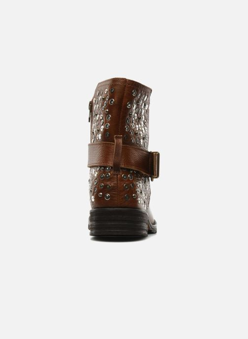 Ankle boots Tatoosh Bea Brown view from the right