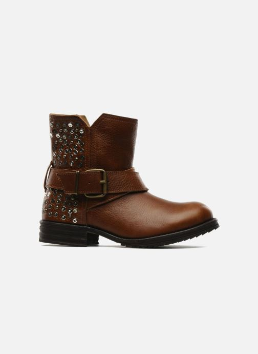 Ankle boots Tatoosh Bea Brown back view