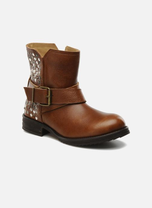 Ankle boots Tatoosh Bea Brown detailed view/ Pair view