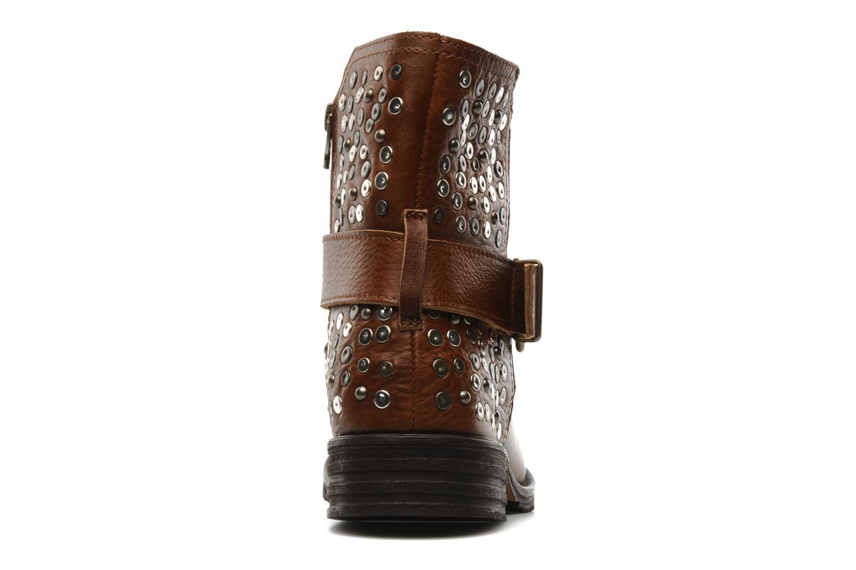 Bottines et boots Tatoosh Bea Marron vue droite