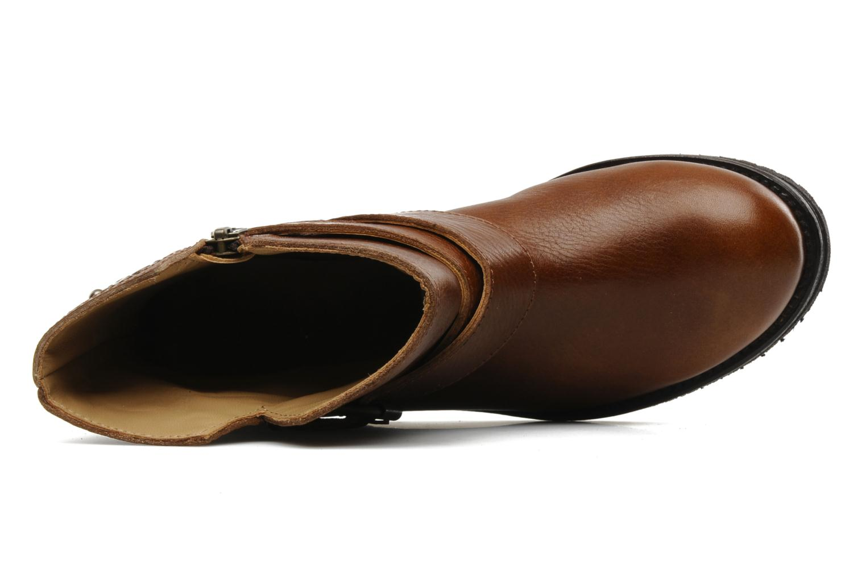 Bottines et boots Tatoosh Bea Marron vue gauche