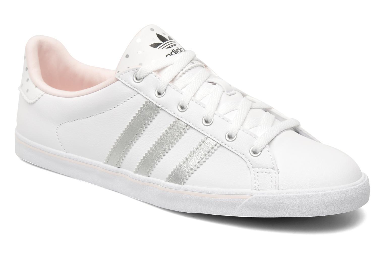 Chez Originals Adidas W Baskets Star Court Slim Sarenza blanc PHqzawA