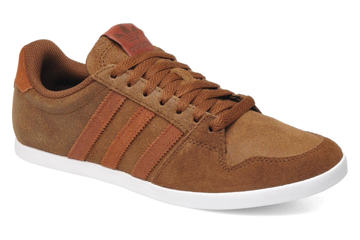 Low Baskets Sarenza Chez marron 193646 Originals Adidas Adilago UExwzgxq