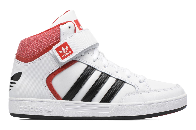 Baskets Adidas Originals Varial Mid Blanc vue derrière