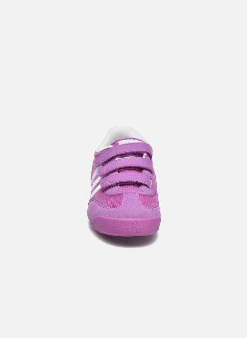 adidas original dragon purple
