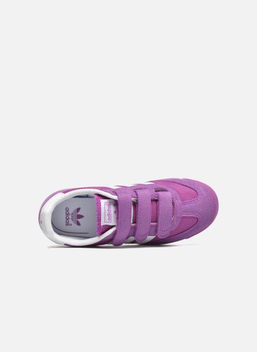 adidas dragon kinder lila