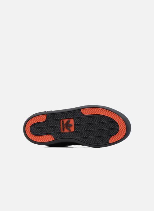 Sneakers adidas originals Varial Mid J Zwart boven