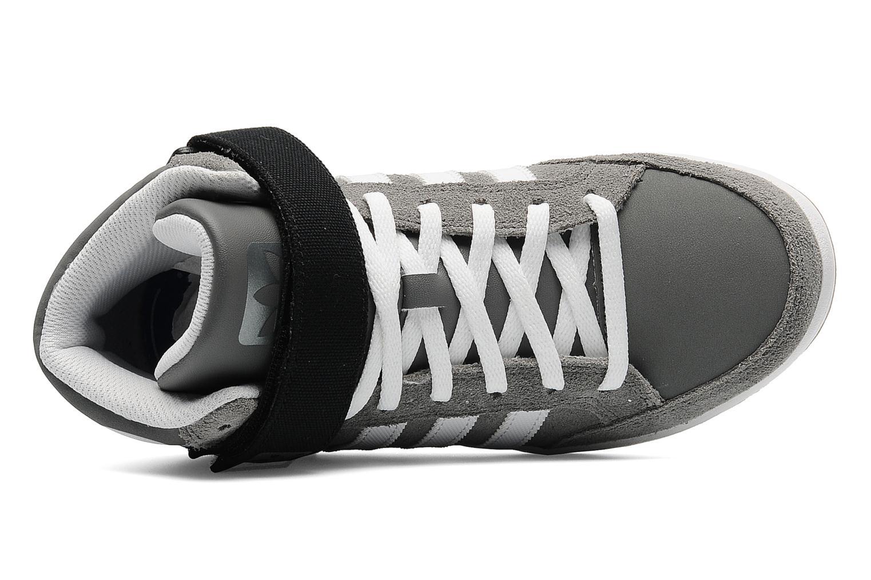 Baskets Adidas Originals Varial Mid J Gris vue gauche