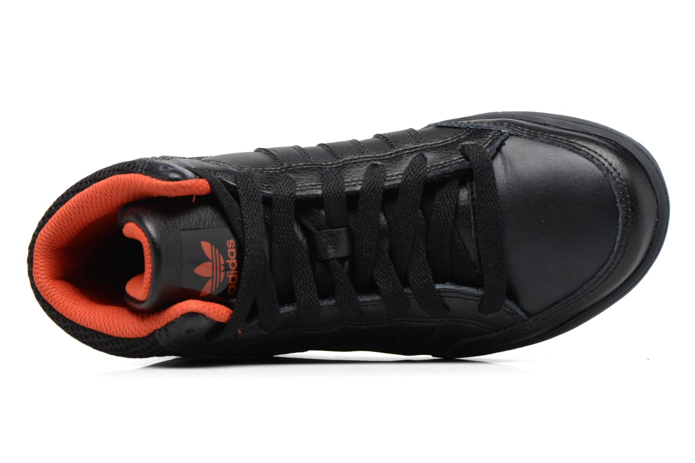 Sneaker Adidas Originals Varial Mid J schwarz ansicht von links