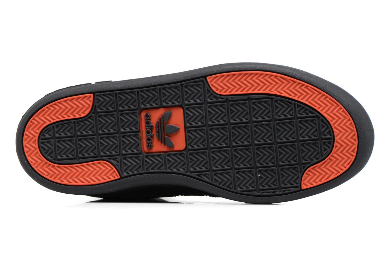 Sneaker Adidas Originals Varial Mid J schwarz ansicht von oben